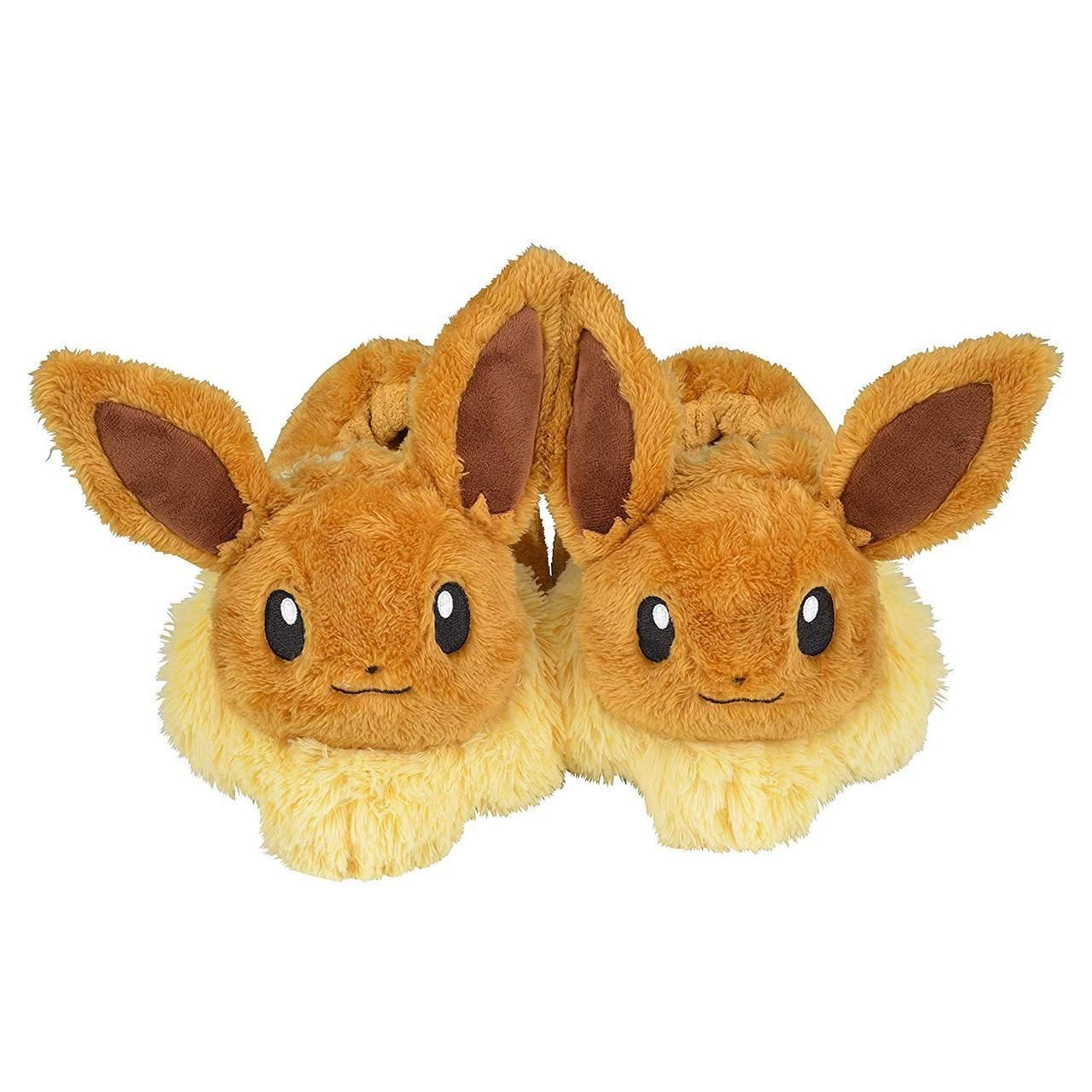 Pokemon Slippers released by the Pokemon Center -