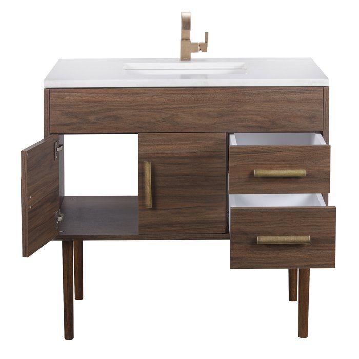 "Emily Garland 37"" Single Bathroom Vanity Set | Joss & Main ..."