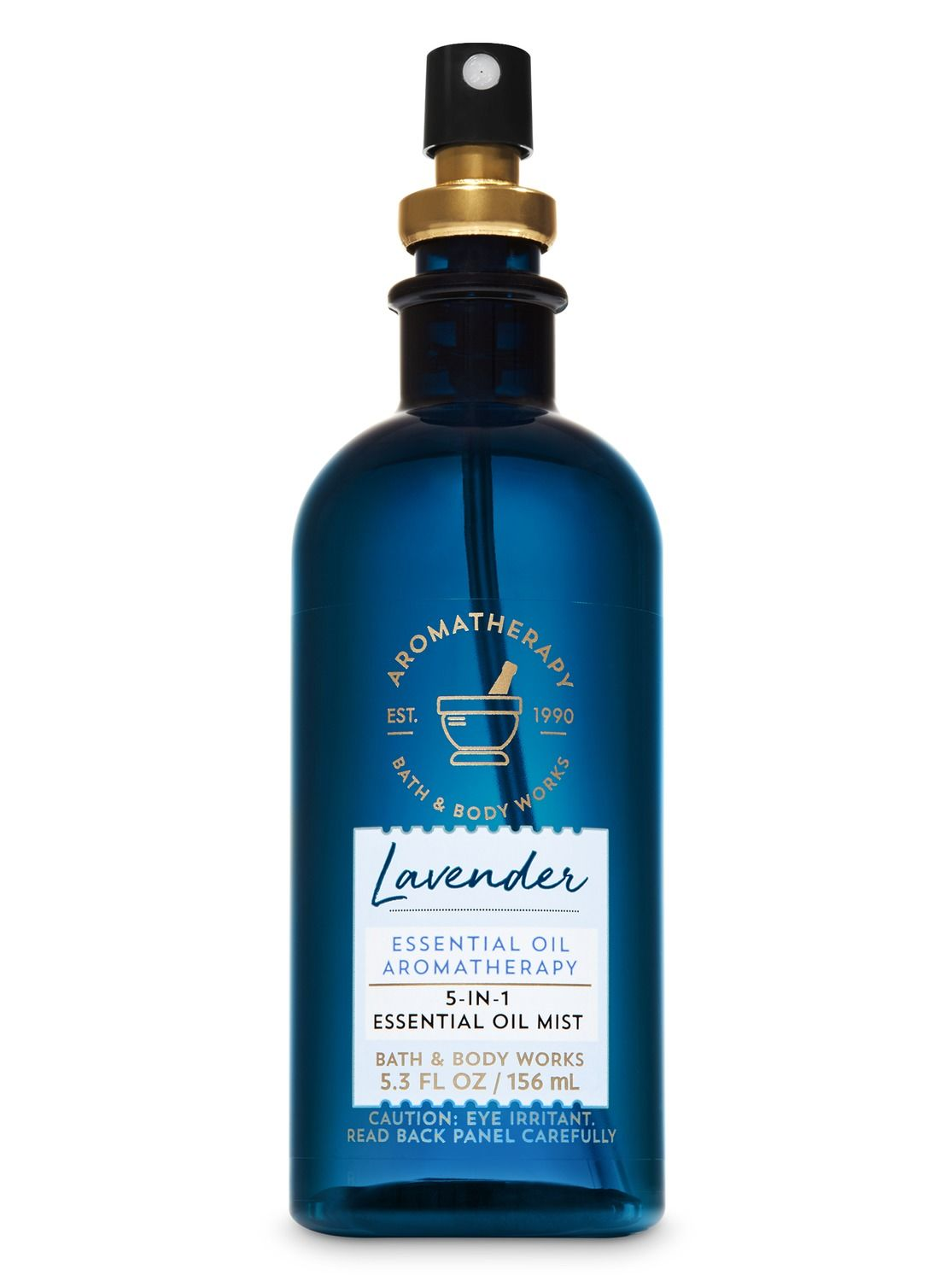 Aromatherapy Lavender 5 In 1 Essential Oil Mist Products