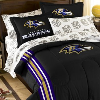 Baltimore Ravens Bedding Sets | For my New Apartment ...