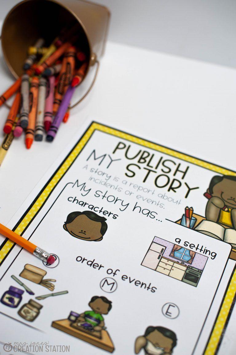 Writing Series Part 6 Publishing Mrs Jones Creation Station How To Teach Kids Teaching Writing Resource Classroom [ 1154 x 768 Pixel ]