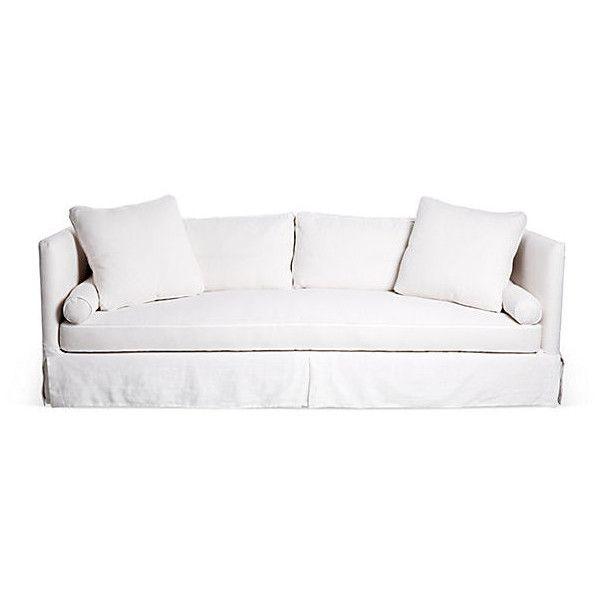 White Linen Sofa Slipcover Bindu Bhatia Astrology