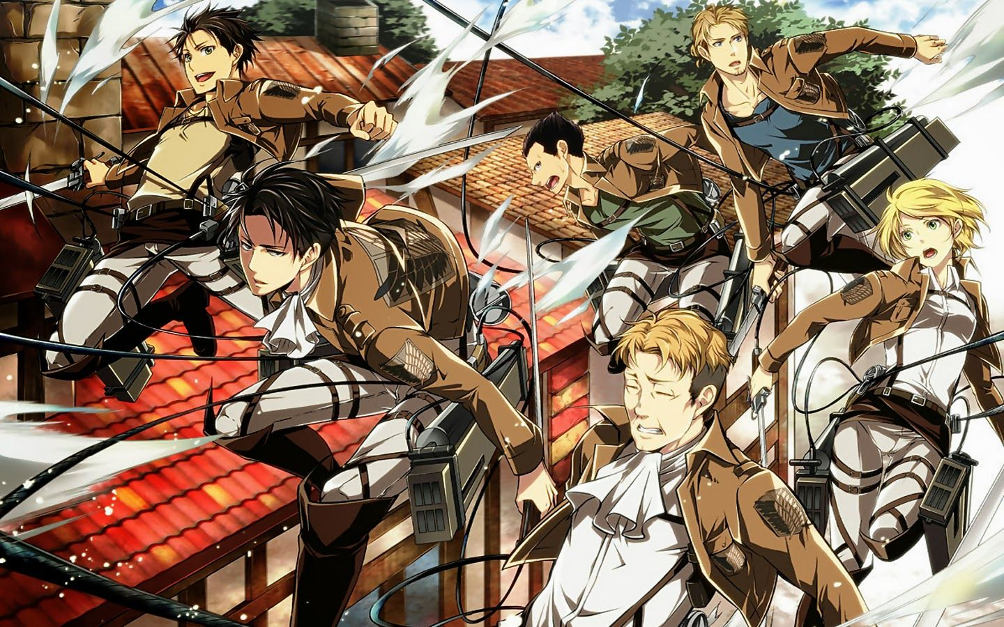 Pin By Carlie Redding On Attack On Titan Attack On Titan Attack On Titan Art Levi Squad