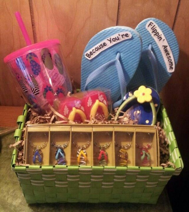 flip flop gift love this idea great for gifting pinterest
