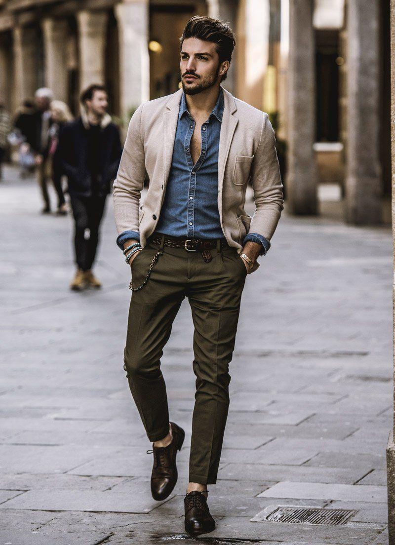 Men's fashion blog : Inspirational blog for men's wear