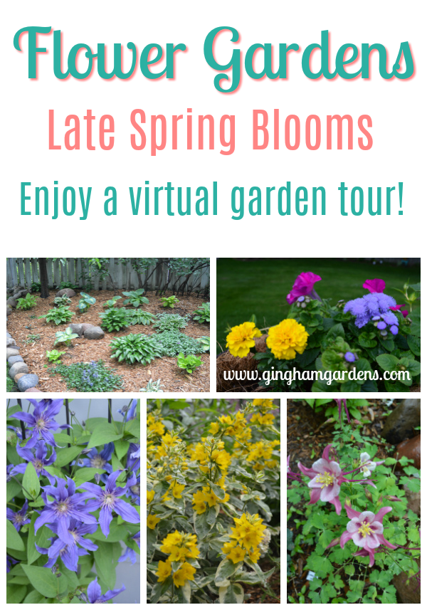 Flower Gardens Late Spring Blooms Spring Blooms Flower And Gardens
