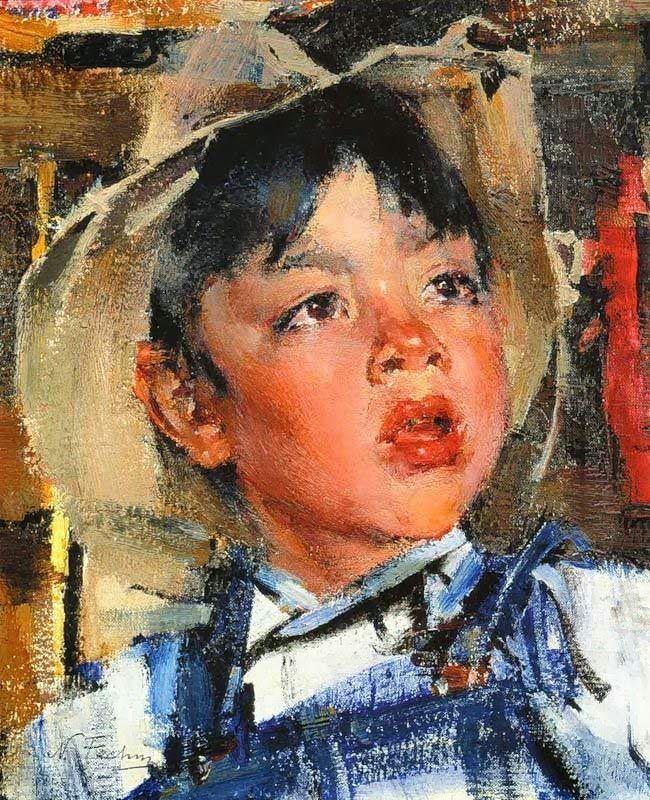 Fine Art and You: Nicolai Fechin | Russia Born American Impressionist Artist