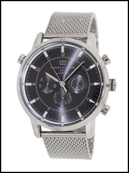 f8ed1bfc30a Tommy Hilfiger 1790877 Men s Watch – Review