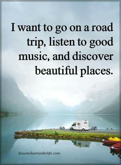 Road Trip Quotes, Vacation Trips