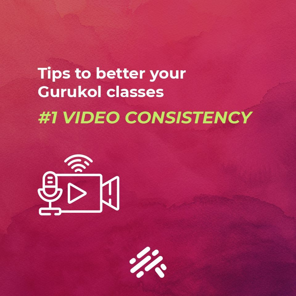 #Gurukol #onlineclass #coaches #coachbusiness #learningmanagementsystem #lms #createsellcourses #onlinecourses #digitalclassroom #virtualclassroom #videoclasses #videolectures #consistency