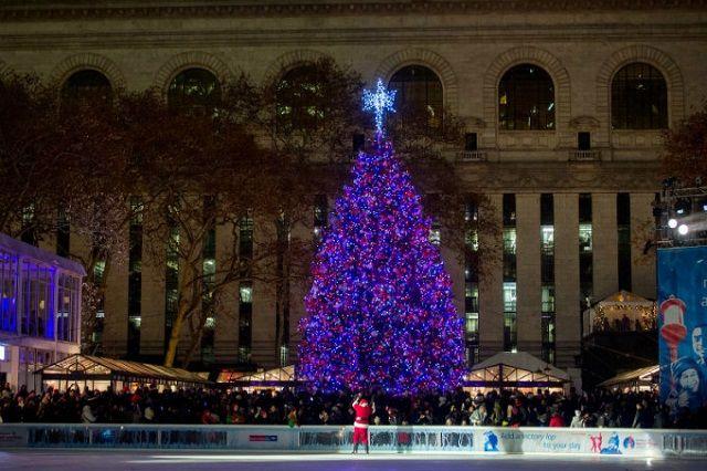 Madison Square Garden Http://www.mydesignweek.eu/best Christmas