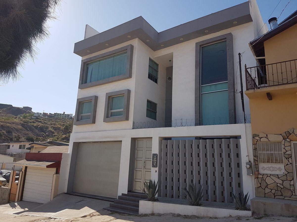 Renta O Venta Preciosa Casa Con 4 Recamaras En Villa Colonial  # Muebles Coloniales Tijuana