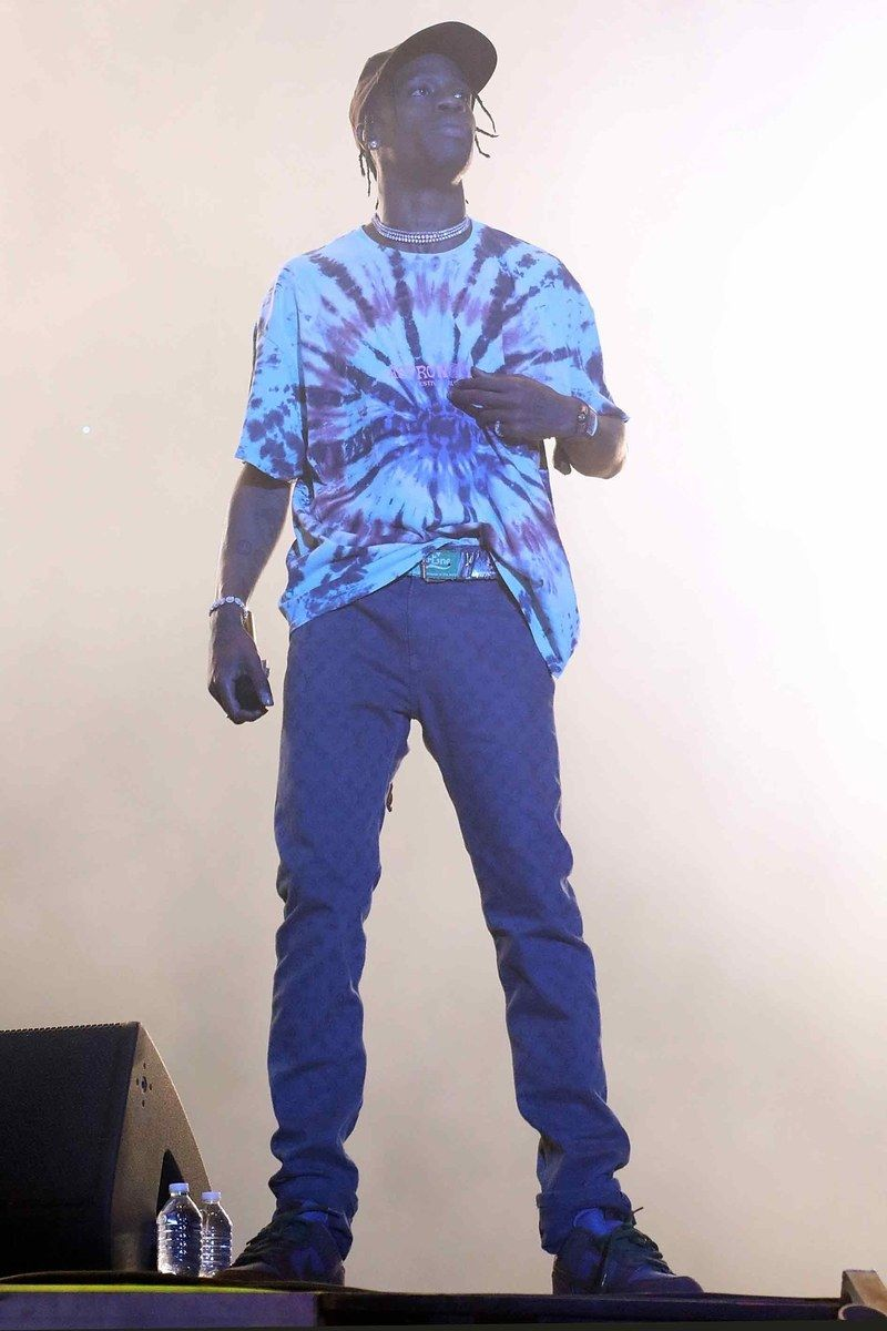 The 10 Best Dressed Men Of The Week Travis Scott Outfits Tie Dye Outfits Travis Scott Clothing [ 1200 x 800 Pixel ]
