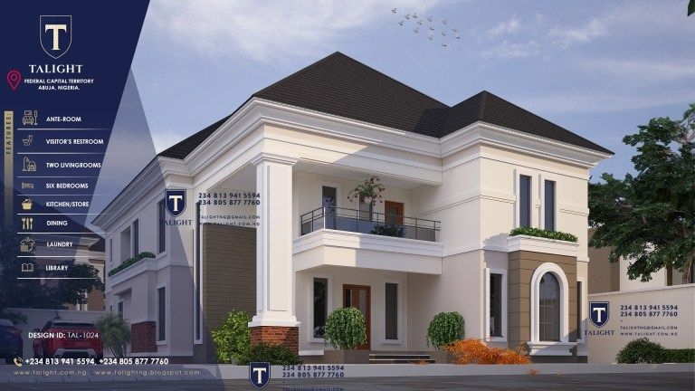 Talight Architects Architecture Design Classic House Design Duplex House Design