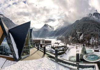 Jobs bei AQUA DOME - Tirol Therme Lngenfeld - blaklimos.com