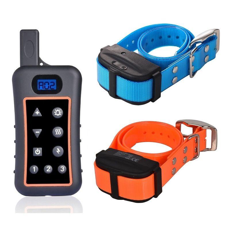 Amazon Hot Selling Pet Resolve Dt1200v Remote Dog Training Collar