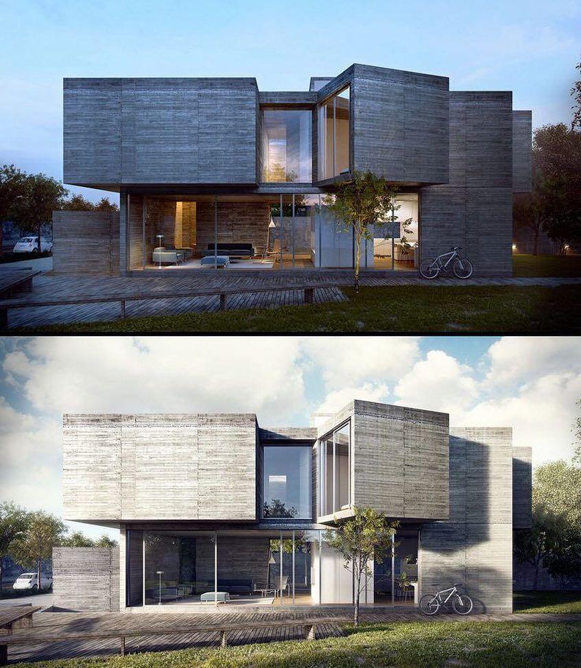 Pin di sandro filiaci su case architettura moderna for Architettura moderna case