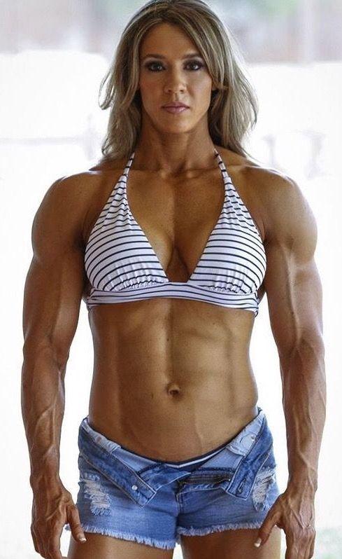 Beautiful Muscle Women
