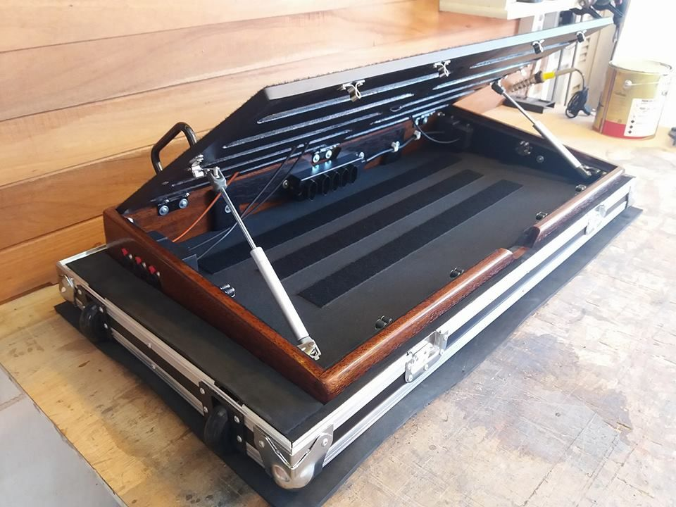 pin by cody wood on guitar effects in 2019 diy guitar pedal pedalboard bass guitar case. Black Bedroom Furniture Sets. Home Design Ideas