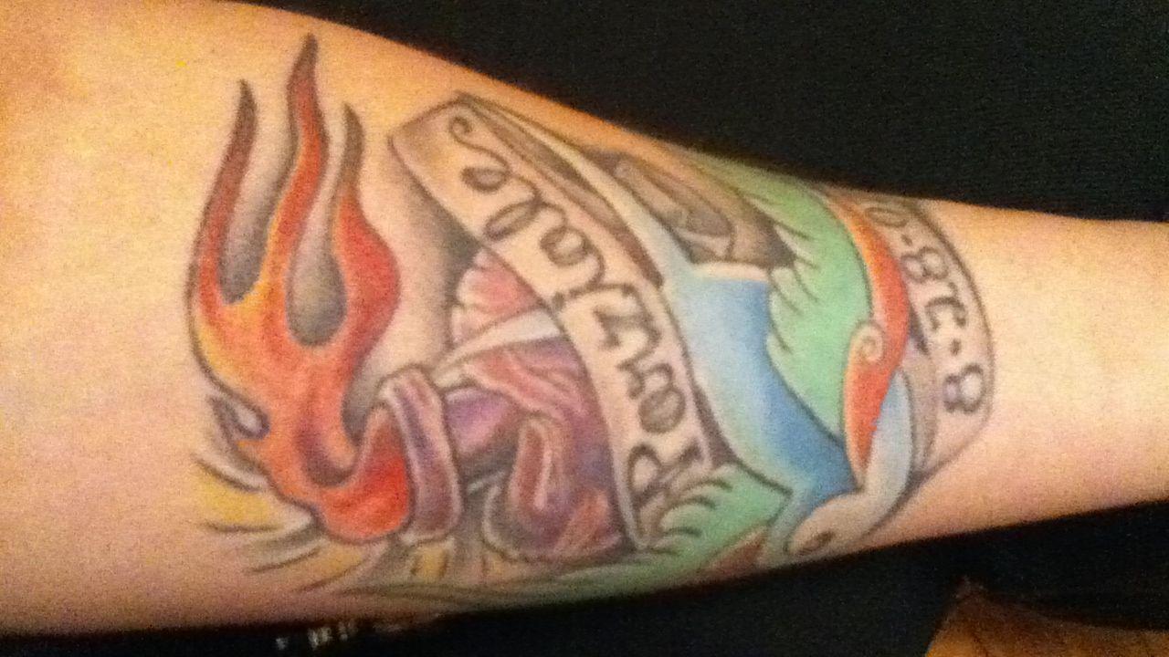 My fav tattoo