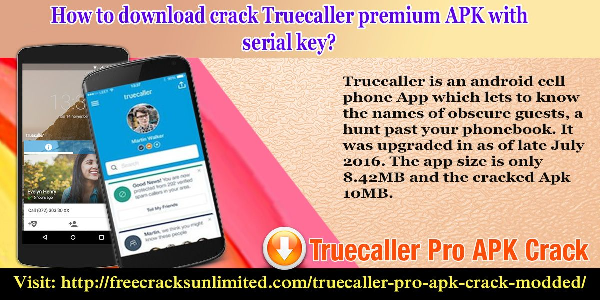 Truecaller pro apk free download for android mobile
