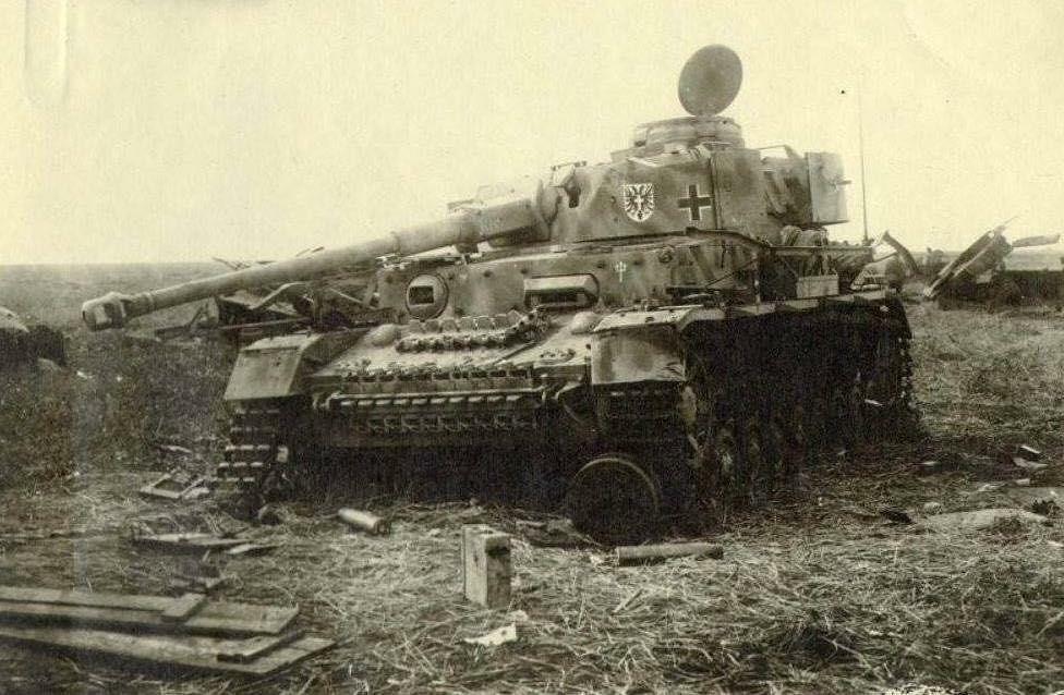 Pin on Panzer IV tanks
