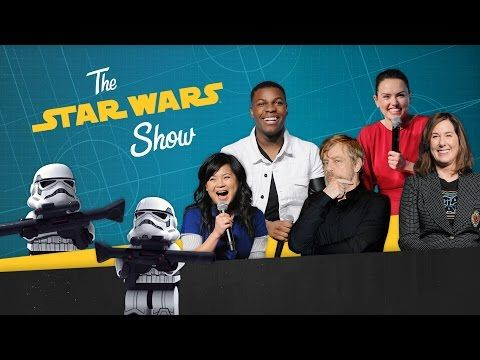 The Last Jedi Cast Talks Teaser & The Freemaker Adventures S2 Preview! - YouTube