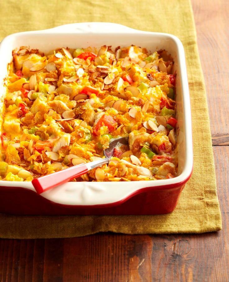 recipe: best hot chicken salad recipe [7]