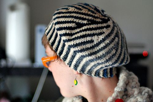 Ravelry: Spiraling Stripes Hats pattern by Lee Meredith