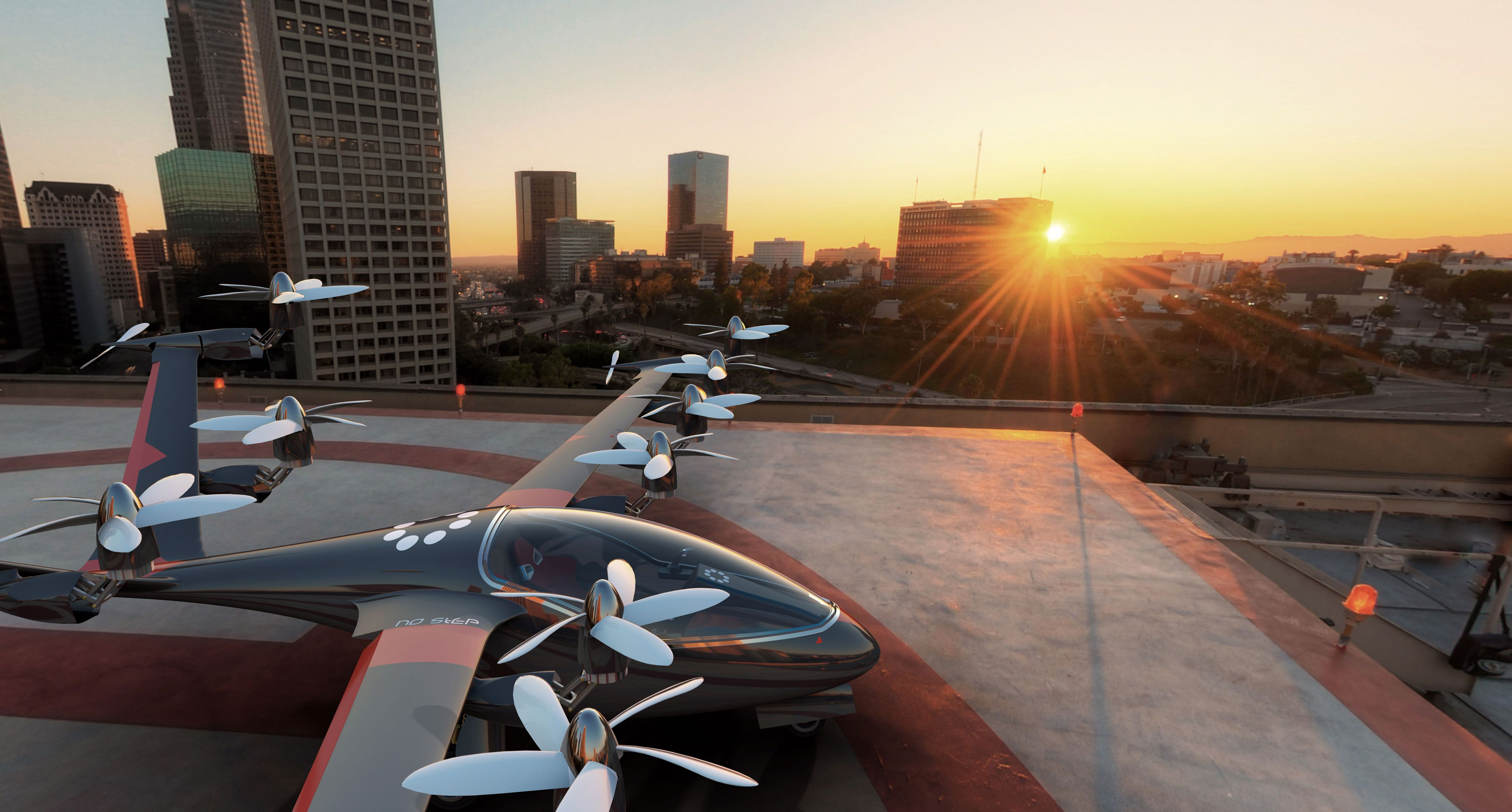Joby S2 | Joby Aviation | By combining innovations in battery ...