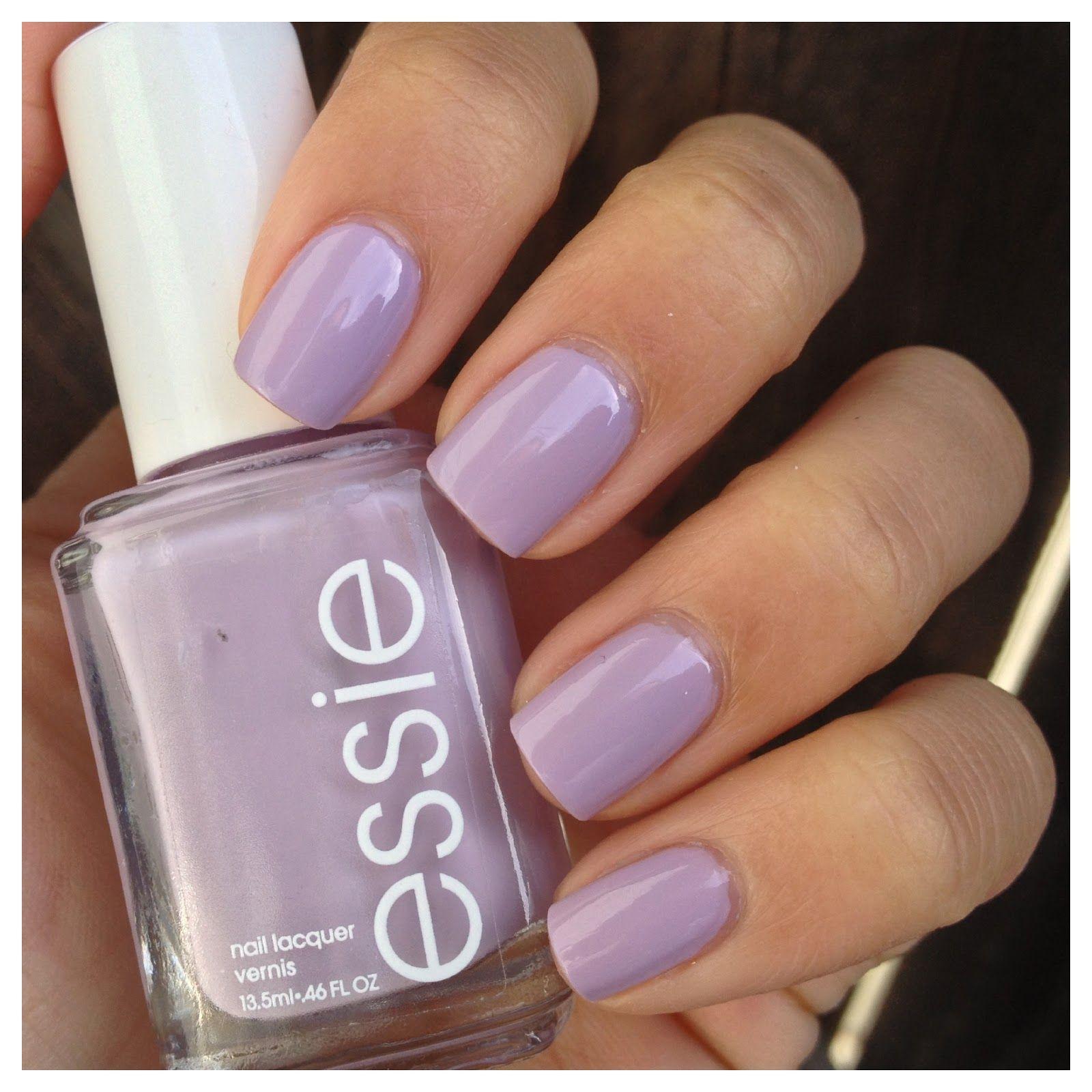 Essie\'s nice is nice - a subtle, light lavender | Nails: Polish ...