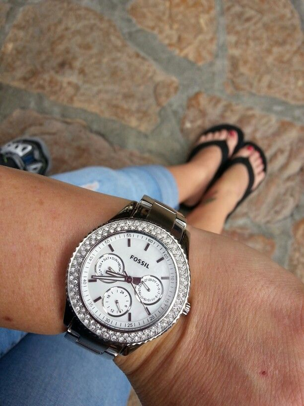 My style. Fossil watch