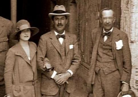 Evelyn Carnarvon ,Howard Carter, lord Carnarvon | lady ...