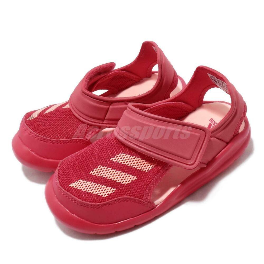 74d0be88 eBay Sponsored) adidas FortaSwim I Pink Red TD Toddler Infant Baby ...