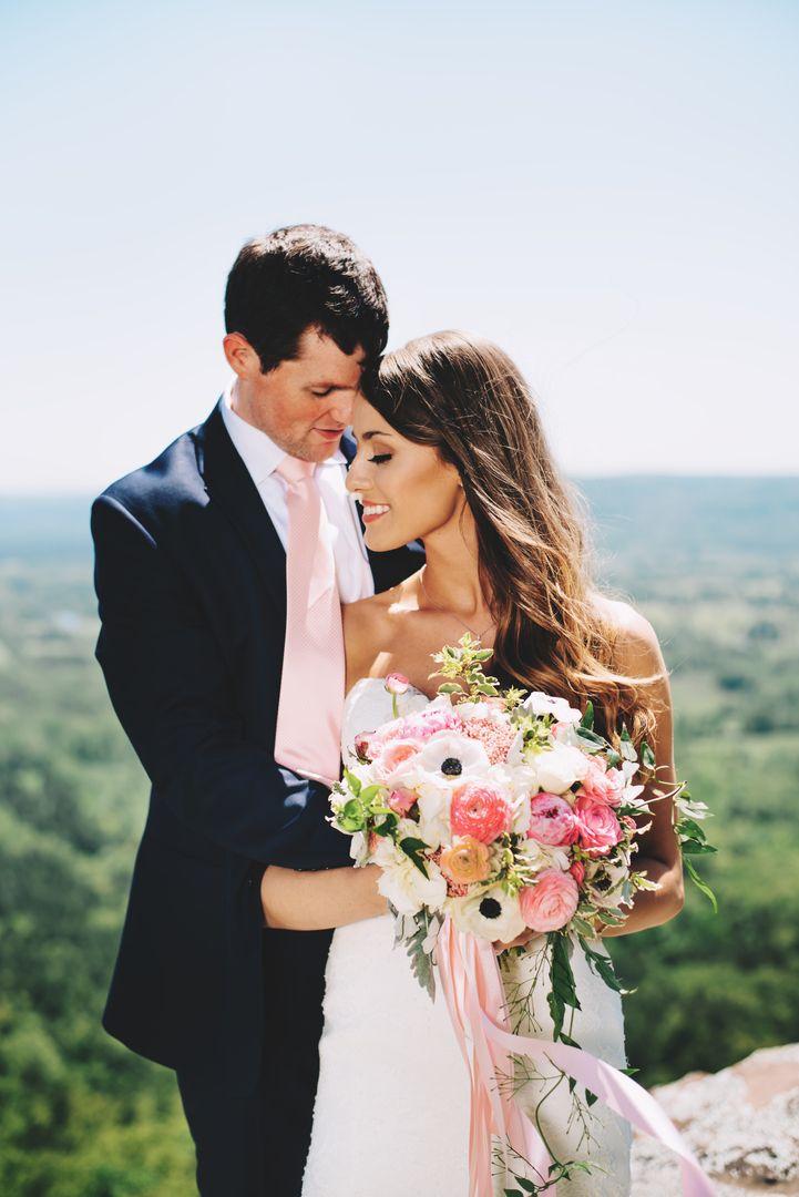 Mountain High Little Rock Wedding Planner Meredith Events