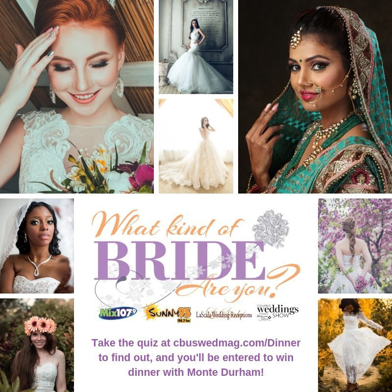 Wedding Hairstyle Quiz: Boho? Glam? Vintage? Take The Quiz At Cbuswedmag.com