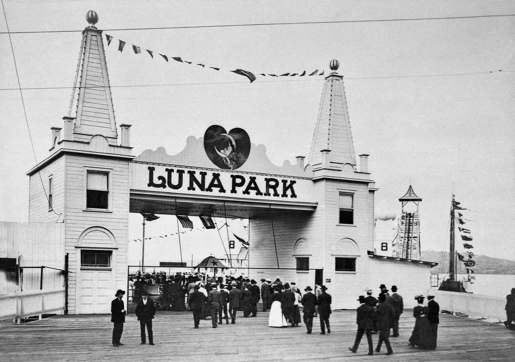 luna park, west seattle