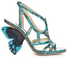 Alberto Guardiani flutterby sandal in 2020 | Unique shoes