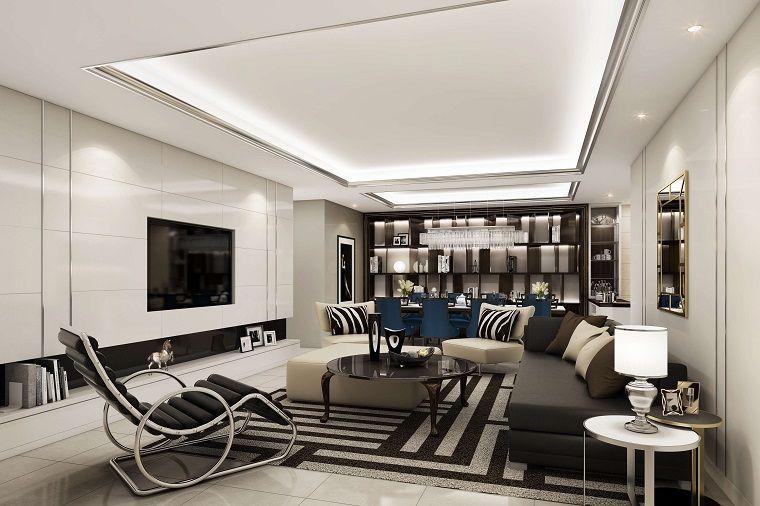 Arredamento classico moderno: ispirazioni per ogni ambiente della ...