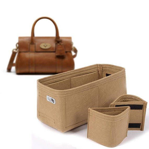 Bag and Purse Organizer with Detachable Style for Mulberry fcd2d4df720ff