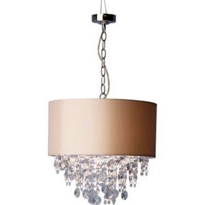 Wedmore Ceiling Light with Crystal