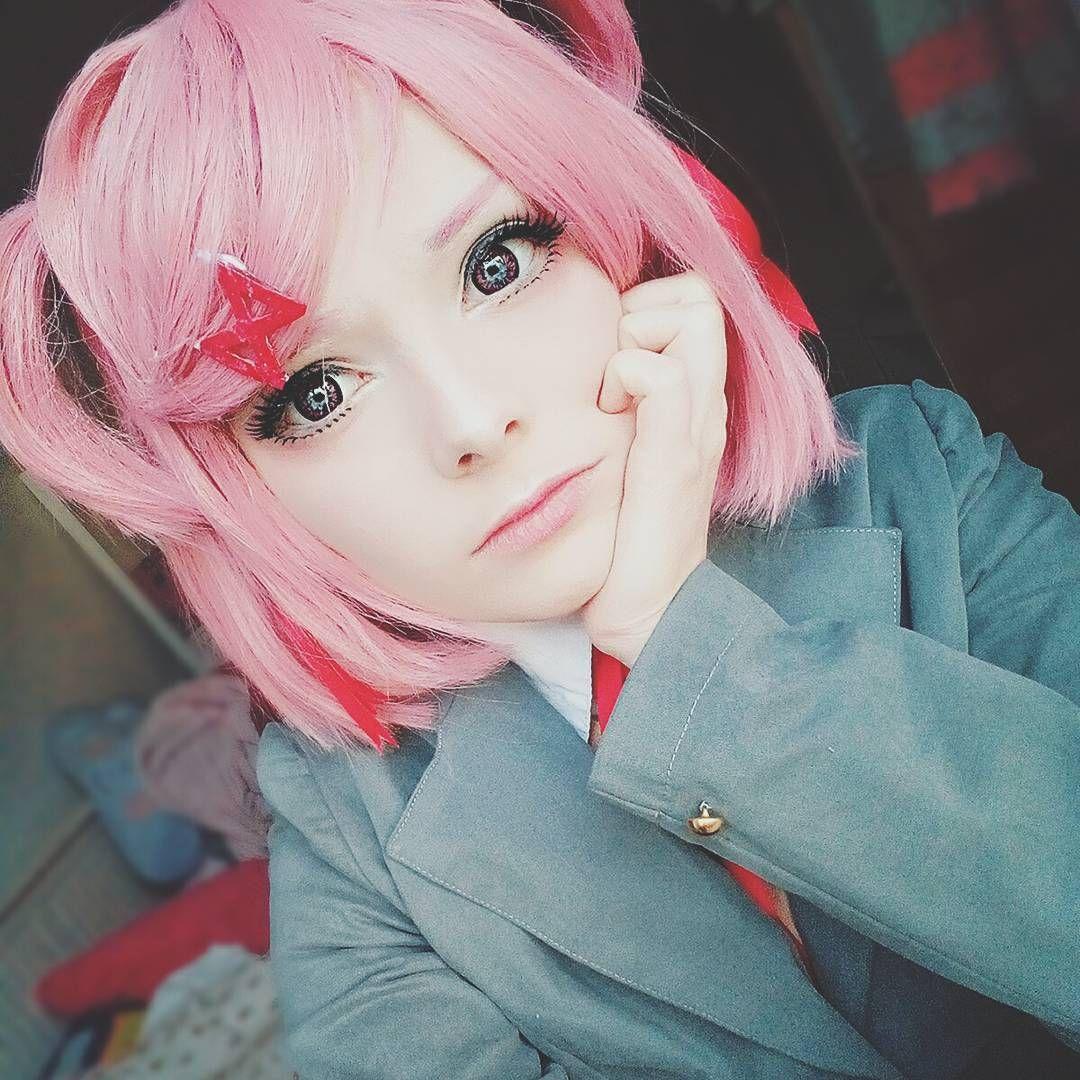 Natsuki Cosplay Geek Cosplay Epic Cosplay Cosplay Girls