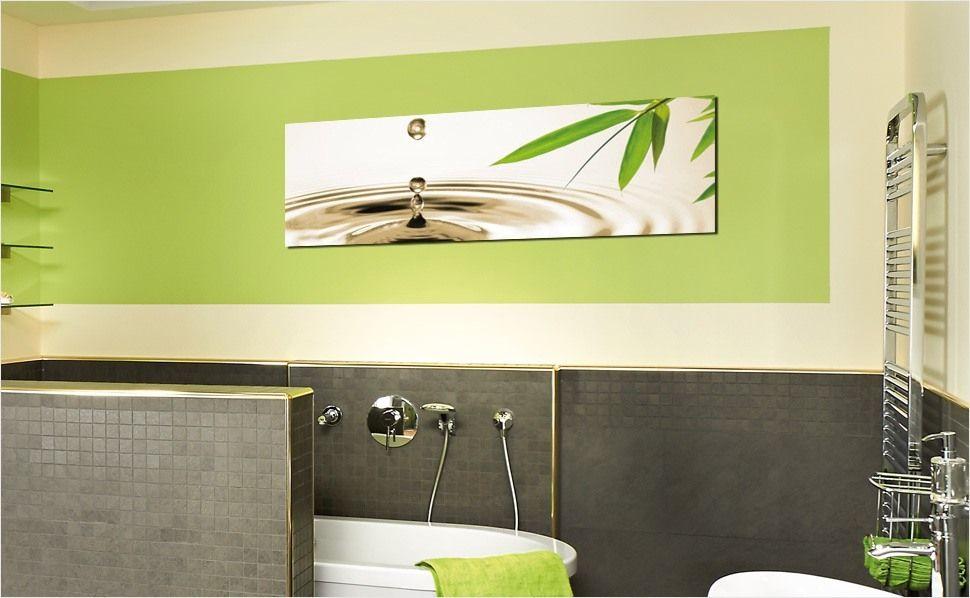 Wandbilder Badezimmer badezimmer wandbilder 3d, wandbild ...