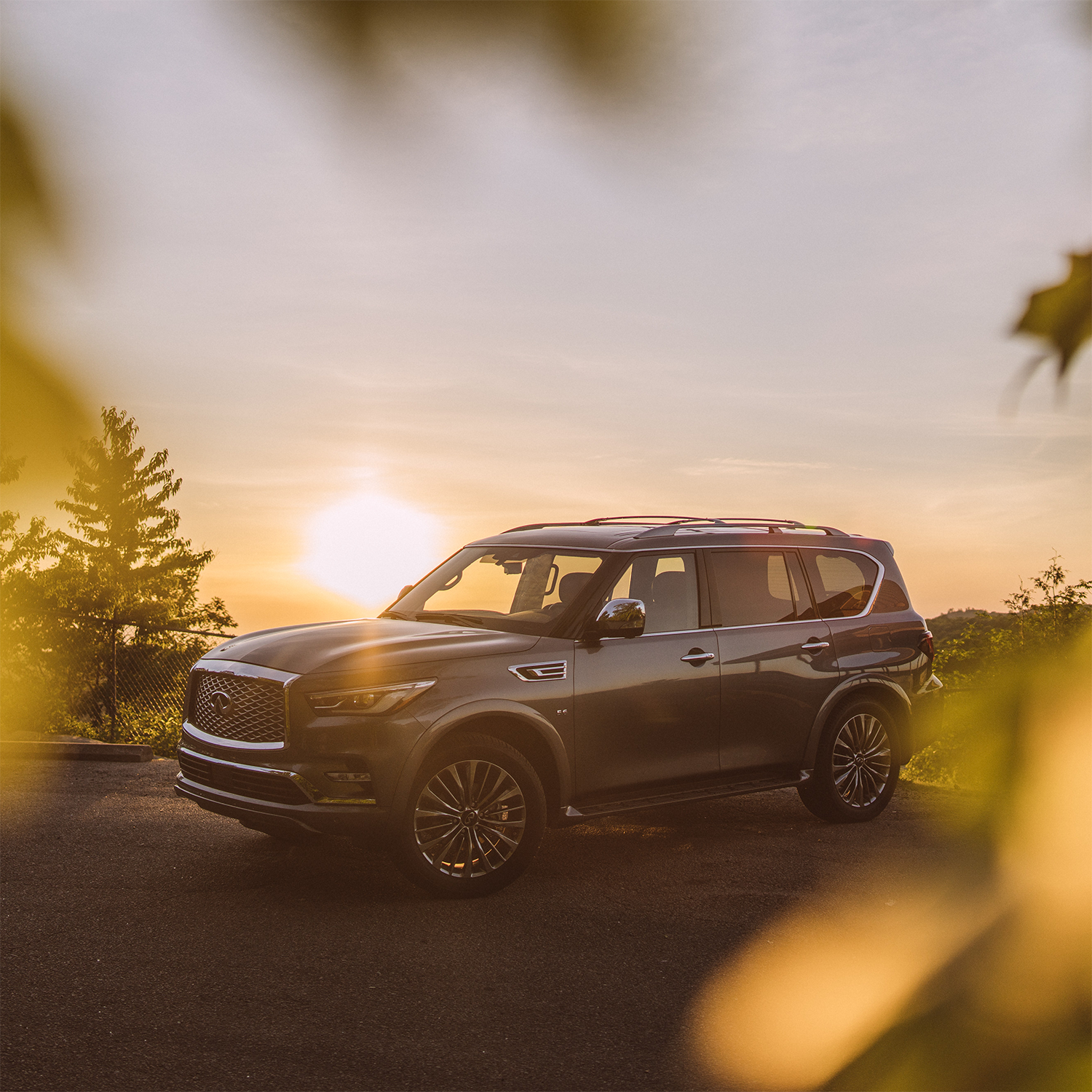 Pin by INFINITI Canada on INFINITI Crossovers & SUVs (With
