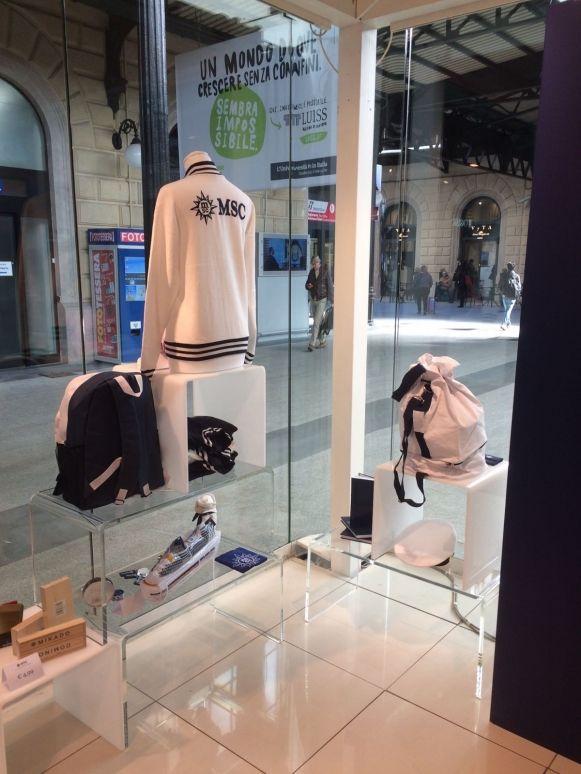 MSC Crociere Temporary Store 2