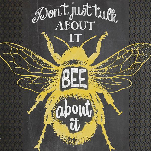 Chalkboard: Wall art on Behance | Just Bee -- Girl Scouts ...