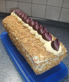 Frankfurter Kranz Mal Anders Rezept Rezept Backrezepte Kuchen Kuchen Und Torten Rezepte