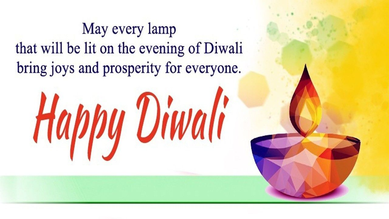 Happy Diwali Greetings Card With Beautiful Hd Images Diwali