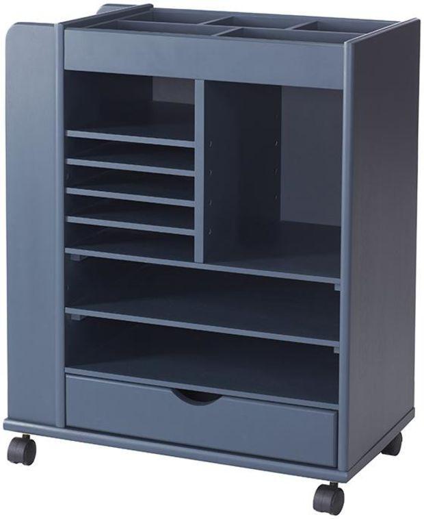 Stanton Craft Cart   Storage Carts U0026 Chests   Storage U0026 Display    HomeDecorators.com