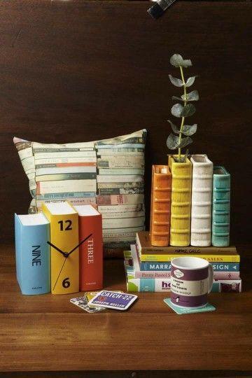 Book decorating